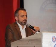 MEHMET TOPÇU - Memur-Sen'in 'Evet' Kampanyası