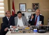 SEÇİLME HAKKI - Milletvekili Erdoğan Kantinciler Odasını Ziyaret Etti