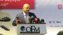BÜLENT ECEVIT - Milli Savunma Bakanı Işık Açıklaması 'Büyüyen Türkiye, Maalesef Avrupa'daki Irkçıların Seçim Malzemesi Olabiliyor'