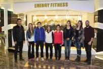 SAUNA - Milli Sporculara Müsabakalar Öncesi Energy