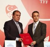 YILDIRIM DEMİRÖREN - Milli Takım İle Arçelik Arasında Ana Sponsorluk Anlaşması İmzalandı