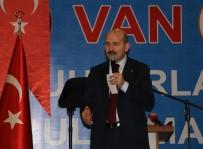 Muhtarlarla Bir Araya Gelen İçişleri Bakanı Süleyman Soylu Açıklaması