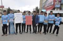 ANADOLU İMAM HATİP LİSESİ - Öğrenciler Çöp Topladı