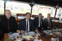 ELEKTRONİK POSTA - Örsdemir, Basın Mensuplarıyla Bir Araya Geldi