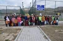 EĞITIM İŞ - Osmancık Ömer Derindere MYO Özel Misafirlerini Ağırladı