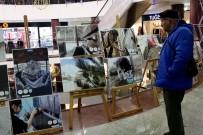 FOTOĞRAF SERGİSİ - Palerium AVM'de 'Dünya Su Günü' Fotoğraf Sergisi Açıldı