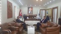 Pazaryeri Kaymakamı Sağır'dan Başkan Yalçın'a Ziyaret