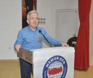Prof. Sofuoğlu  Açıklaması 'Türkiye, Bu Çift Başlı Yapıyı Yaşamasa Çok Daha Büyük Hızlı Mesafeler Alacaktır'