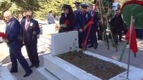 HAVA KUVVETLERİ KOMUTANLIĞI - Sabiha Gökçen Mezarı Başında Anıldı