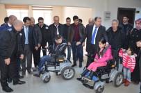 SEVINDIK - Sağlık Çalışanlarından Engellilere Akülü Sandalye