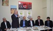 HÜSEYİN ŞAHİN - Şahin Açıklaması 'Bursa'nın Vekil Sayısı 20'Ye Çıkacak''