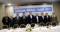 SUUDI ARABISTAN - Samsun İnşaat Fuarı Yarın Açılıyor