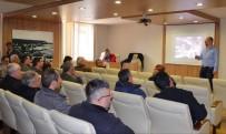 İŞ KAZASI - SASKİ'den İş Sağlığı Ve Güvenliği Eğitim Semineri