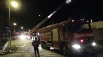KAVAKLı - Silivri'de Fabrika Yangını