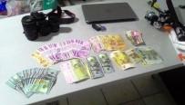 DOLAR - Sinyal Kesiciyle Otomobilden Para Çalan Hırsızlar Yakalandı
