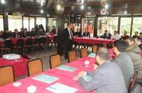 İSTANBUL KÜLTÜR ÜNIVERSITESI - Şırnak Barosu Avukatlara Yönelik Seminer Düzenledi
