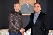 Sivasspor, Samet Aybaba İle Sözleşme İmzaladı