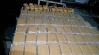 EROIN - Şüpheli Araçtan 74 Kilo Eroin Çıktı