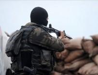 Suriye sınırında çatışma: 1 şehit