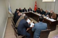 İSTİŞARE TOPLANTISI - Tarım Fuarının Hazırlıkları Devam Ediyor