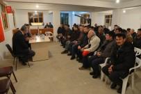 AHMET ATAÇ - Tepebaşı Belediye Başkanı Ataç, Bozdağ'da Vatandaşlarla Buluştu