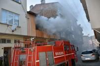 20 DAKİKA - Tosya'da Ev Yangını