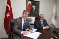 HALKLA İLIŞKILER - Turgutlu'da Kurslar İçin Protokol İmzalandı