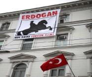 VIYANA - Türk Büyükelçiliğine Saldırıyı Aşırı Sağcı Grup Üstlendi