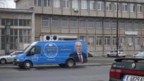 YAYIN YASAĞI - Türk Partisinin Türkçe Seçim Klibine Yasak