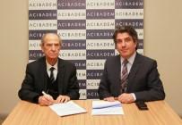 TÜRKİYE EMEKLİLER DERNEĞİ - Türkiye Emekliler Derneği Kütahya Şubesi İle Acıbadem Eskişehir Hastanesi Arasında Protokol İmzalandı