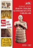 MÜZAYEDE - Türkiye, Irak'ın Kültür Mirasının Korunması İçin Harekete Geçti