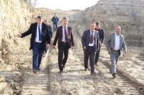 URGANLı - Urganlı'nın Yeni Köprüsü Yükseliyor