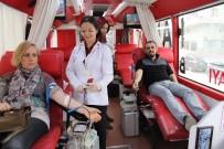 KAN BAĞıŞı - 'Vatan Sana Kanım Feda' Kan Bağışı Kampanyası
