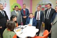 MESLEK LİSESİ - Viranşehir Hadi Kutlu Lisesinde Z-Kütüphanesi Açıldı
