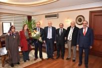 MEHMET AKTAŞ - Yaşlılardan Vali Aktaş'a Ziyaret