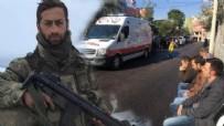 SÖZLEŞMELİ ER - Acı haber Osmaniye'ye ulaştı! Baba ocağı yasa boğudu