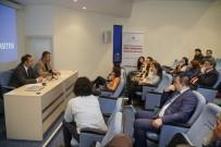 HALKLA İLIŞKILER - Açıköğretim Öğrencileri Medya Sektörü Temsilcileriyle Buluştu
