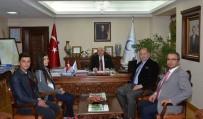 MUSTAFA TALHA GÖNÜLLÜ - Adıyaman Üniversitesi İle Anadolu Lisesi Arasında Bilimsel İşbirliği Protokolü İmzalandı