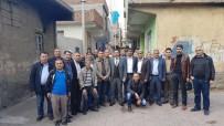 AK Parti Bağlar İlçe Teşkilatı Aralıksız Çalışmalarını Sürdürüyor