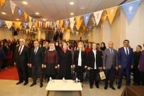 HILMI DÜLGER - Ak Parti Genel Başkan Yardımcısı Öznur Çalık Kilis'te