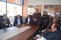 AHMET NECDET SEZER - AK Parti Manisa Milletvekili İsmail Bilen Açıklaması