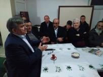 FARUK ÇATUROĞLU - Ak Parti Milletvekili Çaturoğlu Referandum Gezilerini Alaplı'da Sürdürüyor
