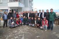 TÜRKIYE BÜYÜK MILLET MECLISI - AK Parti Trabzon Milletvekilleri Günnar Ve Cora'dan Referandum Gezileri