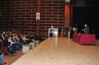 VEHBI VAKKASOĞLU - Akşehir Belediyesinden 'Çanakkale Aslanları' Konferansı