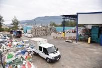 GERİ DÖNÜŞÜM - Alanya Belediyesi'nden Rekor Geri Dönüşüm Hizmeti