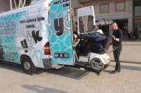 Alaşehir'de Engellilere Büyük Kolaylık