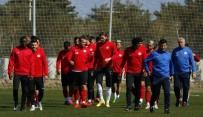 DIEGO - Antalyaspor, Kayserispor Maçı Hazırlıkları Sürdürüyor