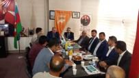 Asimder Başkanı Gülbey Açıklaması  'Almanya Ermeni Patrik Seçimine Müdahale Ediyor'