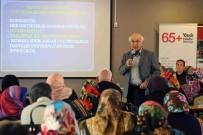MUTLU YAŞAM - Bağcılarlı Yaşlı Çiftler Tuzla'daki Termal Tesiste Ağırlandı