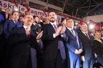FATMA BETÜL SAYAN KAYA - Bakan Albayrak Konya'da